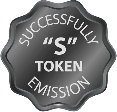 Successfully ERC20 token emission!